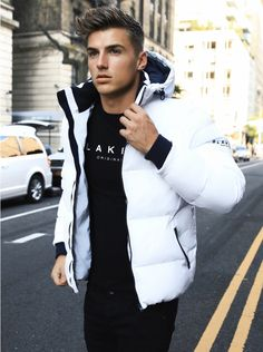Mens > The Jackets > The Blackcomb Winter Outfits Men, Stylish Mens Outfits, Stylish Shirts, Adidas Tracksuit Mens, Mens Outdoor Jackets, New Mode, Photography Poses For Men, Winter Hoodies, Cool Street Fashion