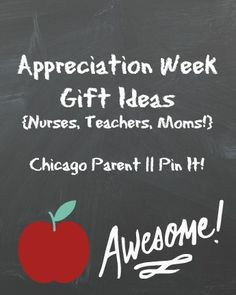 Appreciation Week Pinterest-Style in Chicago