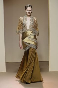 For the wife of Prince Doran Martell, Mellario of Norvos Dany Atrache Haute Couture