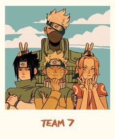 team 7...
