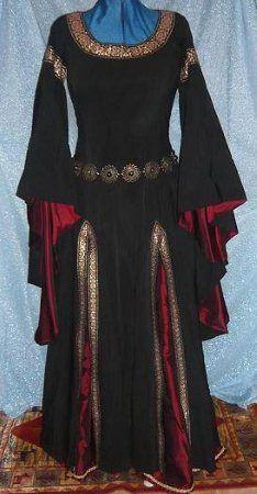 créations (costumes médiévaux et médiéval fantastique)   Emma   Page 3