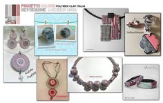 color scheme of the month challenge for/by members of the Italian Polymer Clay Guild PCI https://www.facebook.com/POLYMER-CLAY-ITALIA-115896958438132/?ref=bookmarks