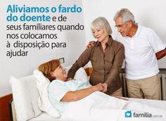 Familia.com.br | Como podemos ajudar alguém doente