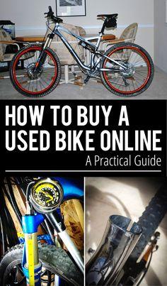 How to Buy a Used Bike Online: A Practical Guide | Singletracks Mountain Bike News