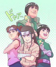 Madara Uchiha, Tenten Y Neji, Naruto Anime, Naruto Sasuke Sakura, Naruto Cute, Naruto Funny, Shikamaru, Naruto Shippuden Anime, Gaara
