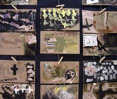 Fem Manuals: Tàpies al Saint Paul's Spanish Painters, Abstract Art, Gallery Wall, Illustration, Painting, Pintura, Art, Artists, Summer Time