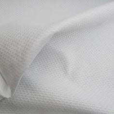 Piquet Bruna (Colmeia Grande) - Branco (0,50 cm x 1,50 m)