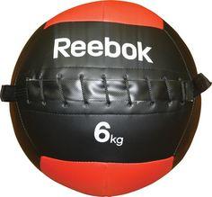 Reebok Softball 6KG  Description: De Reebok Softballs zijn gemaakt van duurzaam materiaal. Ze zijn bedoeld voor intensieve krachttraining. Het materiaal zorgt voor een goede grip op de bal en is makkelijk schoon te maken. \\n Verkrijgbaar in 6 8 10 en 12 kg. Alle ballen hebben dezelfde diameter.  Price: 139.00  Meer informatie