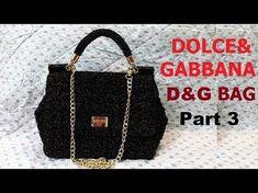 WoW Bag - Borsa a crochet - YouTube