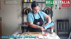 How to prepare real Italian Bruschetta