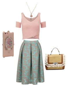 """Picnic Date Romance"" by sincerelysweetboutique ❤ liked on Polyvore featuring GALA and Lipsy"