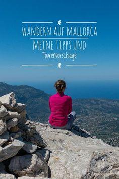 Wandern auf Mallorca. Hier findest du Tipps, Infos und meine persönlichen Tourenvorschläge #Mallorca #wandernaufmallorca