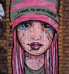 Animated El Bocho: Berlin Street Art Comes to Life