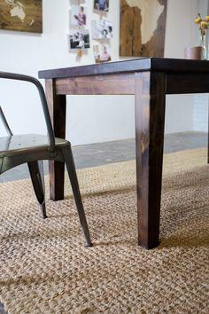 DIY Butcher Block Dining Room Table : Soapstone Del or Butcher ...