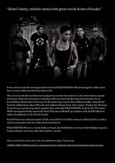 Starting cooperation with #BeauHill  #PERFECTTUNNE #Music #Blog  http://www.polepositionofficial.com @PoleOfficial @Cecilie_Hell