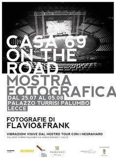 Casa69OnTheRoad: i #Negramaro visti con gli occhi di Flavio&Frank http://www.pugliaglam.tv/eventi/item/1505-casa69ontheroad-i-negramaro-visti-con-gli-occhi-di-flaviofrank