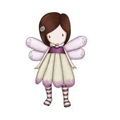 Printable Fairy illustration