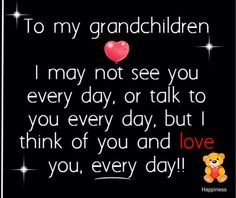 To my grandson, Clayton Ray Libhart. Distance may keep us apart at times, but you will be in my heart always, in between visits.