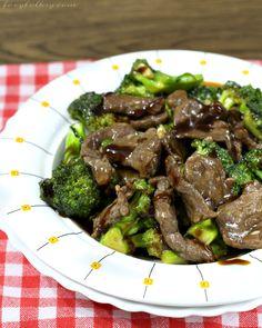 beef broccoli stir fry on MyRecipeMagic.com