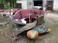Tumble Bug Car - Whalom Park | Flickr - Photo Sharing!
