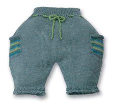 Pantalon Perenne : Laine, Lin › Pantalon / salopette › Layette / Enfants › Laines Bouton d'Or