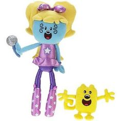 Amazon.com: Fisher-Price Wow Wow Wubbzy Sing-a-Song Shine: Toys & Games