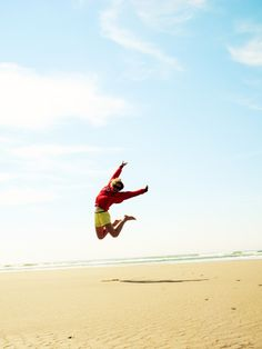 Oregon coast. Jumping Pictures, Family Road Trips, Oregon Coast