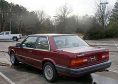 1989 Volvo 780 Bertone Coupe
