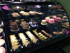 Assorted desserts. #Dessert