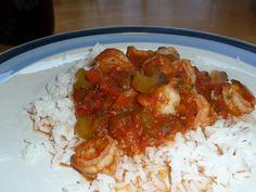 Justin Wilson's Shrimp Creole – A New Recipe Each Week Creole Recipes, Cajun Recipes, Fish Recipes, Seafood Recipes, New Recipes, Cooking Recipes, Haitian Recipes, Baker Recipes, Recipes