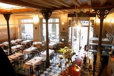 Spain [love traditional bistros]