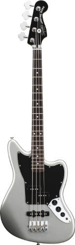 Squier by Fender Vintage Modified Jaguar Special Short Scale Bass, Silver Fender http://www.amazon.com/dp/B004VSQ5UG/ref=cm_sw_r_pi_dp_a2pyub01R5H68