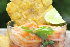This Ceviche de Camarones or Shrimp Ceviche is very popular on the coast of Colombia, but it is also enjoyed throughout the country. Keep this Ceviche de Shrimp Ceviche, Ceviche Recipe, Shrimp Tacos, Cuban Recipes, Shrimp Recipes, Fish Recipes, Colombian Cuisine, Colombian Recipes, Colombian Dishes