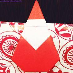 Weil Weihnachten aus den kleinen Dingen gemacht wird, die wir ...  #weihnachten Diy Origami, Origami Christmas, Christmas Ornaments, Diy Weihnachten, Holiday Decor, Cards, Make Christmas Decorations, Christmas Jewelry, Christmas Ornament