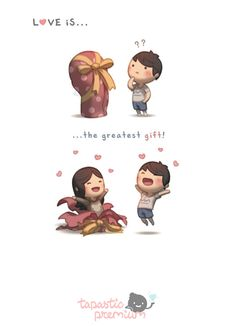 Love Is... The Greatest Gift - image