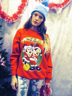Beyond Retro Christmas Jumper 1