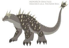 Anguirus 2014 by Pyrus-Leonidas on DeviantArt All Godzilla Monsters, Godzilla Vs, Creature Feature, Creature Design, Wolf Spirit Animal, Pyrus, Attack On Titan Art, Classic Monsters, Fantasy Creatures
