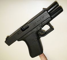 A rare piece of history. First generation Glock 19 from 1988. Supposedly only ~24 of these in the US in private hands. Lucky I found it I guess!  :-)
