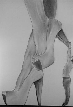 #highheels #drawing #mylove #fun