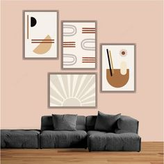 Toko Online kemmayu | Shopee Indonesia Gallery Wall, Boho, Wall Art, Home Decor, Decoration Home, Room Decor, Bohemian, Home Interior Design, Home Decoration