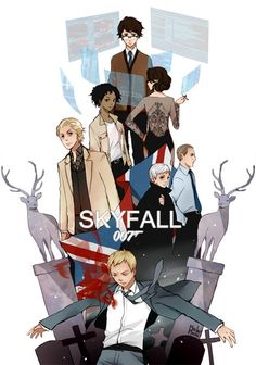 Operation Kino Skyfall And More Films Defined By Their Eras Q James Bond, James Bond Movies, Alex Rider, Bond Cars, Old Movie Posters, A Discovery Of Witches, Mary Sue, Skyfall, Old Movies