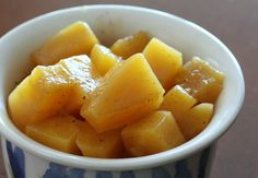 Candied Golden Beets With Brown Sugar and Spices: Easy Candied Golden Beets