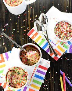 16+Mug+Desserts+You+Can+Make+in+the+Microwave+via+@PureWow