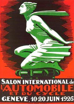 Salon de Geneve. 1926