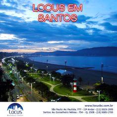 Santos foi eleita pela EXAME como uma das MELHORES CIDADES PARA SE CRIAR FILHOS no Brasil. Por que não aproveitar e montar seu negócio lá, também? Fale com a LOCUS: http://www.locusbc.com.br/contato/ - #santossp #santos #melhorescidades #locus #trabalharemsantos