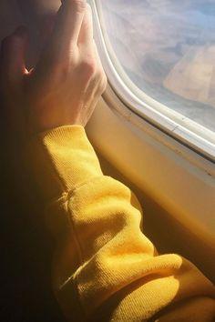 Yellow Aesthetic Blog
