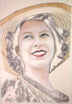 Princess Elizabeth, 1944