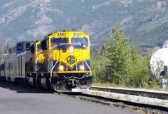 Alaska Rail & Road