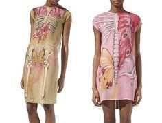 anatomy dress