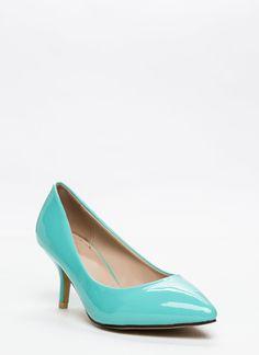 2 Inch Gold Heels